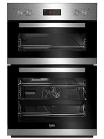 Beko CDF22309X Built-In Double Oven